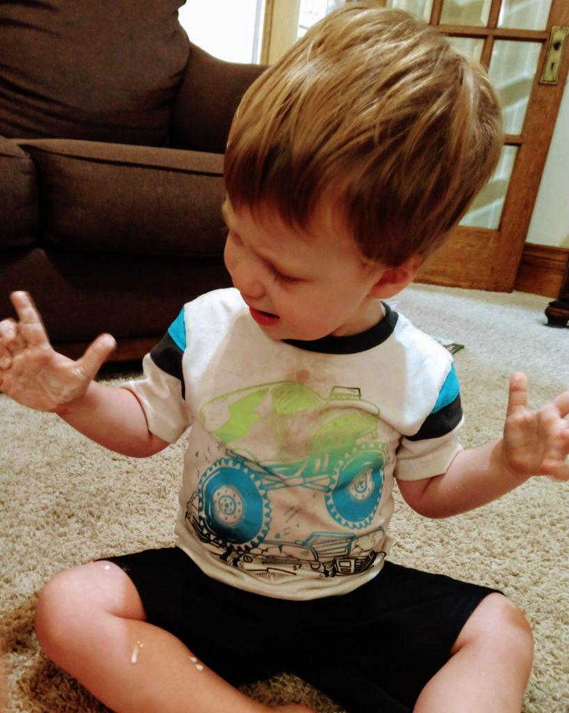 Sensory Play Non Verbal Toddler Ish Mom